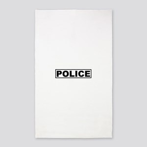 police Area Rug