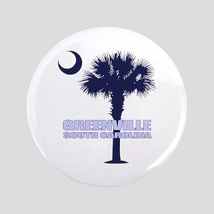 "Greenville SC 3.5"" Button"