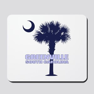 Greenville SC Mousepad