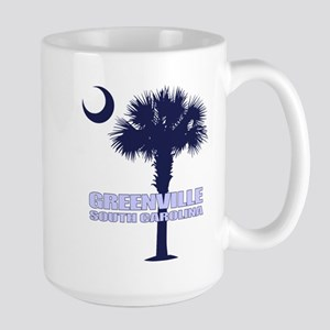 Greenville SC Mugs