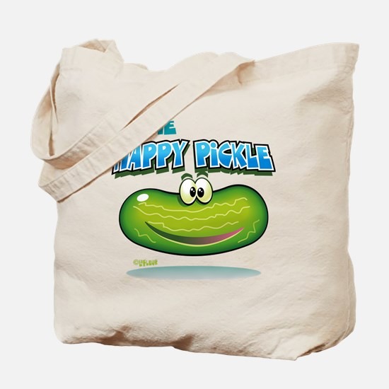 The Happy Pickle Tote Bag