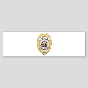 badge1 Bumper Sticker