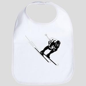 Ski Racer Bib