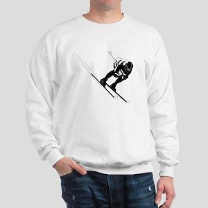 Ski Racer Sweatshirt