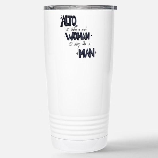 Cute Acapella Travel Mug