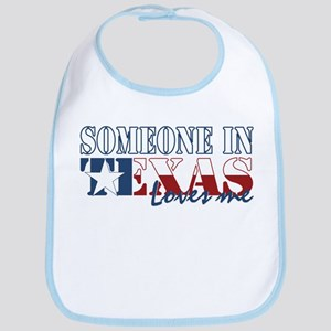 Someone in Texas Bib