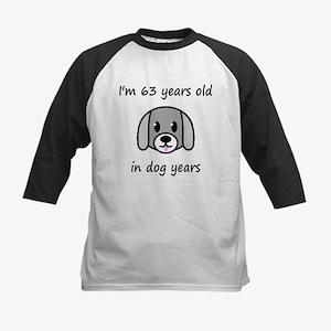 9 dog years 2 Baseball Jersey