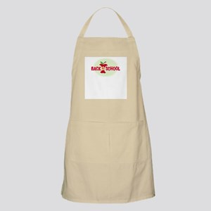 Back 2 School - BBQ Apron