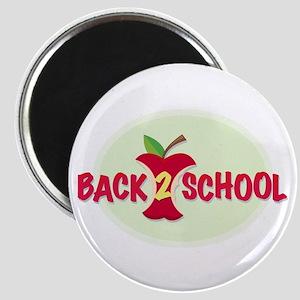 """Back 2 School - 2.25"""" Magnet (10 pack)"""
