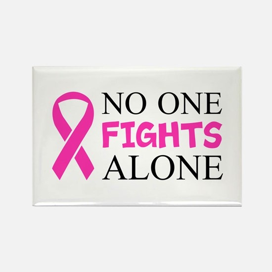 No One Fights Alone Magnets