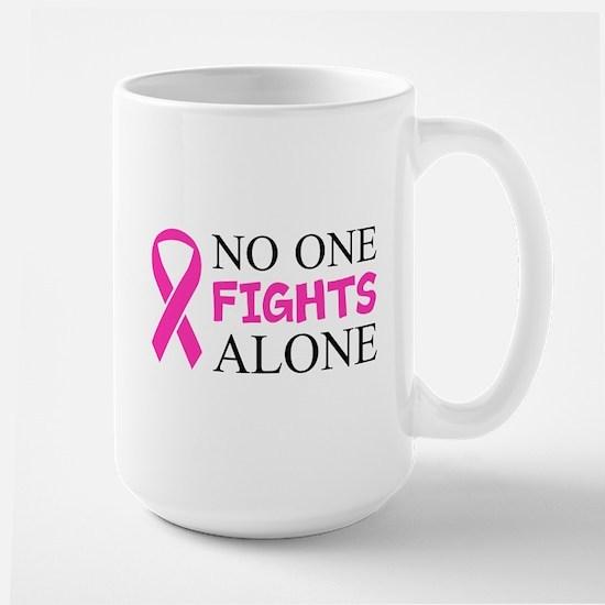 No One Fights Alone Mugs