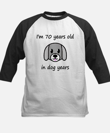10 dog years 2 Baseball Jersey