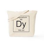 66. Dysprosium Tote Bag