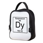 66. Dysprosium Neoprene Lunch Bag