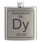 66. Dysprosium Flask
