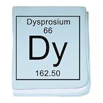 66. Dysprosium baby blanket