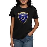 USS FRANK KNOX Women's Dark T-Shirt