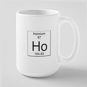 67. Holmium Large Mug