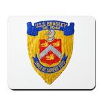 USS BRADLEY Mousepad