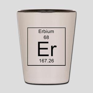 68. Erbium Shot Glass