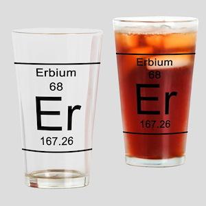 68. Erbium Drinking Glass