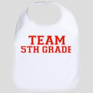 Team 5th Grade Bib