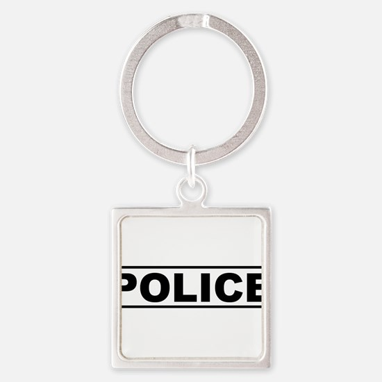 Police Keychains