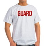 Guard (red) Light T-Shirt