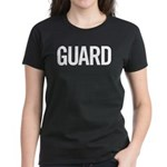 Guard (white) Women's Dark T-Shirt