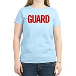 Guard (red) Women's Light T-Shirt