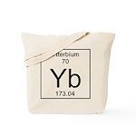 70. Ytterbium Tote Bag