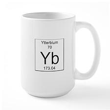 70. Ytterbium Mugs