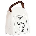 70. Ytterbium Canvas Lunch Bag