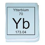 70. Ytterbium baby blanket