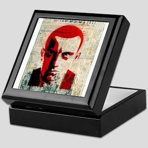 Vladimir Mayakovsky Russian Soviet fu Keepsake Box