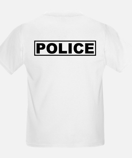 Police Badge T-Shirt