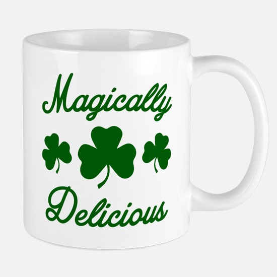 Magically Delicious Shamrock Mug