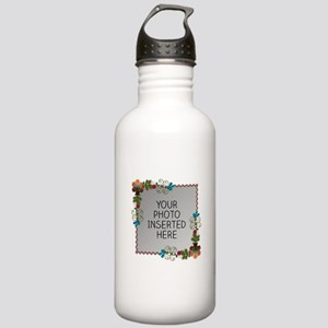 Growing Spaces Stainless Water Bottle 1.0L