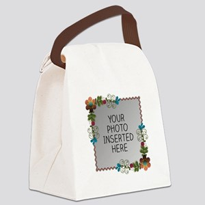 Growing Spaces Canvas Lunch Bag