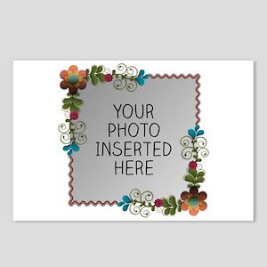 Growing Spaces Postcards (Package of 8)