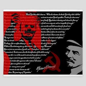 Lenin King Duvet