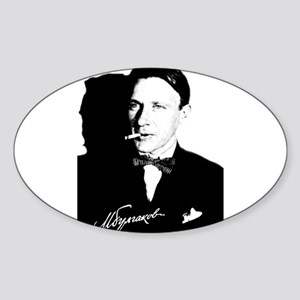 Mikhail Bulgakov The Master Russian Writer Sticker