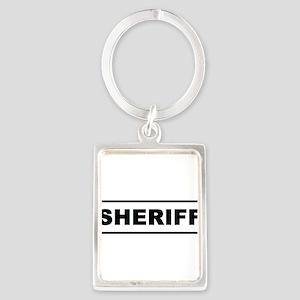 Sheriff Keychains