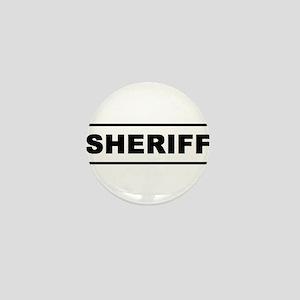 Sheriff Mini Button