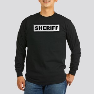 Sheriff Long Sleeve T-Shirt