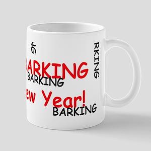 Barking Great New Year! Mug