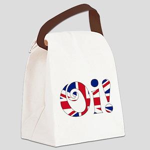 Oi! Canvas Lunch Bag