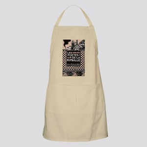 The Poets of the Feast(Champagne) Apron