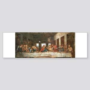 DaVinci Eight Shop Bumper Sticker