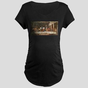 DaVinci Eight Shop Maternity Dark T-Shirt